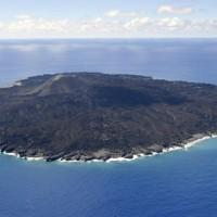 海底隆起か海底火山の噴火が大陸創生ではないのか?
