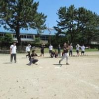 平成29年度応用化学科ソフトボール大会