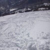3月25日(土)の志賀高原は…晴天!まだまだトップシーズンと勘違いできるコンディションだったよ!!