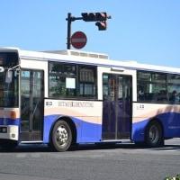 日立電鉄交通サービスの大型中古車たち