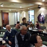 2016第34回城北あけぼの会総会(懇親会)模様(第2報最終)