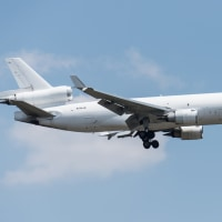 6月17日 横田基地 Western Global Airlines MD11