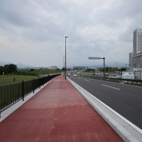 ② 新八幡川橋 下り線