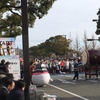 姫路城マラソン号砲