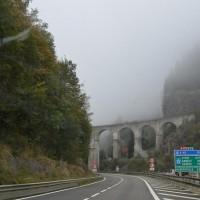 2016秋の欧州ドライブ  シンプロン トンネル 2