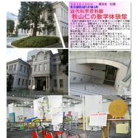 散策 「東京中心部北 354」 秋山仁の数学体験館