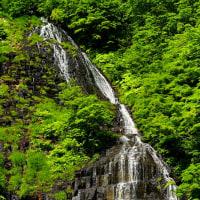 緑の檜山滝