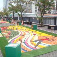 東京・中央区の産業文化展をのぞく