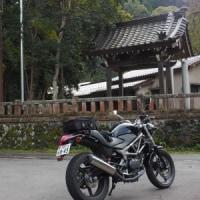 ツーリング 山中温泉~大野