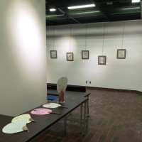 東村山教室・久米川教室のお生徒さん達の展示会の様子です8