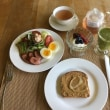 土曜の朝ご飯