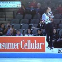 フィギュアスケートGPシリーズ アメリカ大会2016 男子フリー