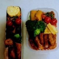 今日のお弁当😸