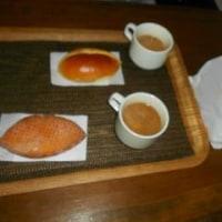 食後のパン!?