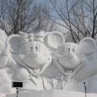 雪祭り最終日