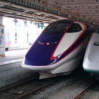山形新幹線「銀のつばさ」今月末で見納め