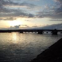 安謝川河口北岸