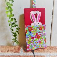 リバティ*Flower Tops*のリュックの付属品が完成~♪娘の誕生日プレゼントグッズ