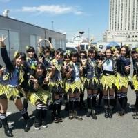HKT48めざましライブとBKA48