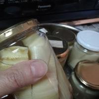 タケノコ水煮瓶詰め
