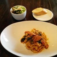 Wine & Pasta 食堂 tanaka * 米子Lunch *