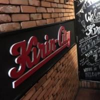 フローズンビール最高!「キリンシティ」
