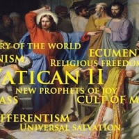 Msgr. Fenton on the False Ecumenism Since Vatican II