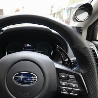 LEVORG SUBISPEED FLAPPY PADDLE EXTENSIONS 取り付け