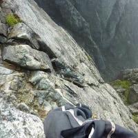 創楽 別山尾根・剱岳登山 「カニのたてばい・カニのよこばい」ページ更新