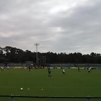 横浜FCとの練習試合 2016