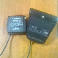 ドコモ携帯充電器改造