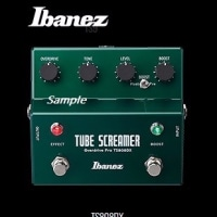 Ibanez  TUBE SCREAMER  TS808DX