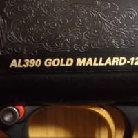 BERETTA AL390 GOLD MALLARD