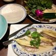 相方と♪ベトナム料理屋さんリベンジ(^q^)