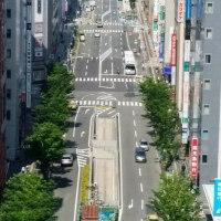 5月18日(木)のつぶやき 博多駅前の陥没事故から半年。二度とおきてはならない。空洞調査は大事だ。