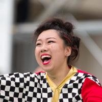 2017踊っこまつり  5月3日 本部競演場 KMDC
