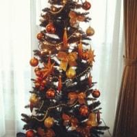 クリスマスのインテリア BY妻