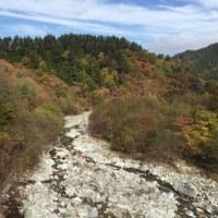 石空川渓谷
