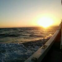船釣りでした。