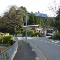 亀岡街道(茨木~余野)