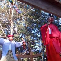 五所神社 神楽