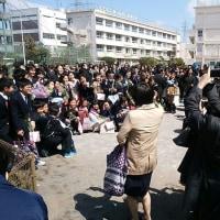 籠池氏の国会証人喚問/WBC終わる/小学校の卒業式に参列