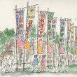 名古屋の夏の風物詩である名古屋場所…