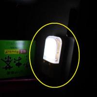 百均ランプ電池交換は在庫処分!