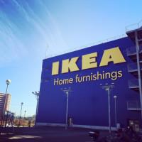 IKEAデビュー