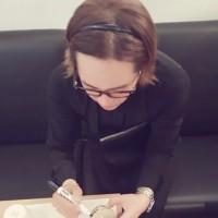오늘도 청청 チャン・グンソクさんサイン(^○^)