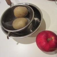 """さっぱりしてる""""りんごとポテトのグラタン""""、再度レモンクリームケーキ"""