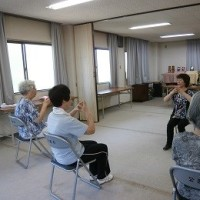 3B体操見学に行ってきました!!@公園南会館