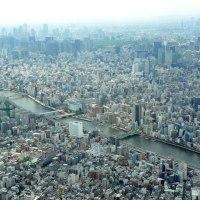 東京スカイツリー天望回廊・・・