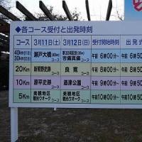 第30回瀬戸内倉敷ツーデーマーチに参加しました。